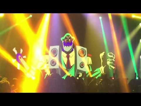 Diplo (Live) in Houston at Stereo Live - Sunday Show