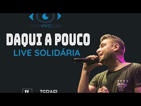 LIVE Solidária Israel Lucero Laurinha
