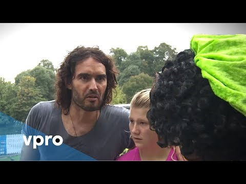Russel Brand and Black Peter: Our Colonial Hangover