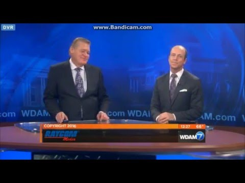 Wdam Tv Wdam 7 News At Midday Close And Station Expansion