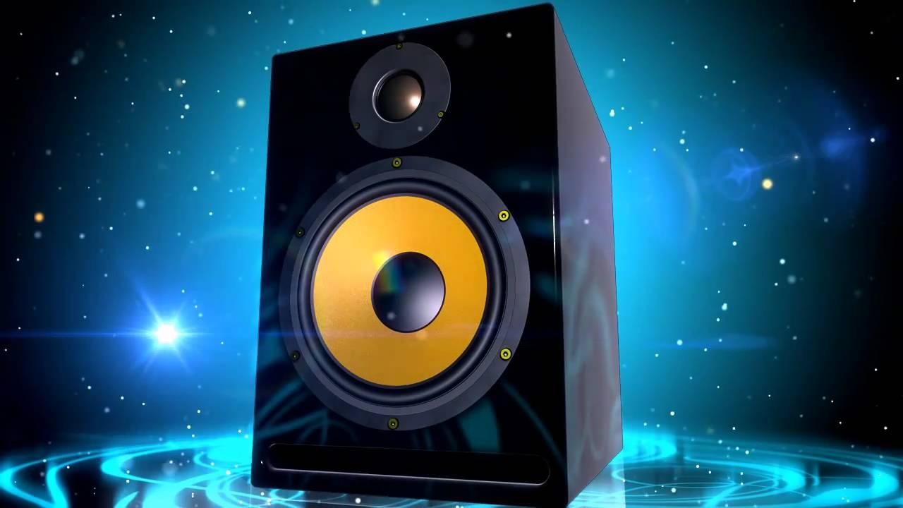 speaker animation youtube