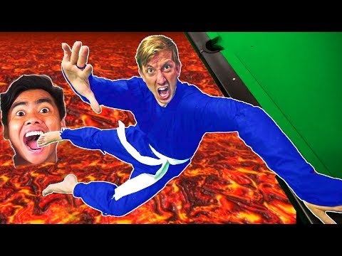 Thumbnail: FLOOR is LAVA & GUAVA JUICE at 3AM Challenge!