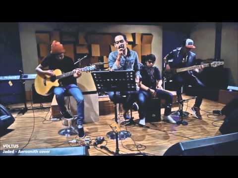 Aerosmith - Jaded Cover By Voltus ft Branta Jamesons at Pojur Studio's Jakarta