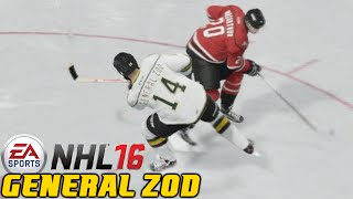 Playoffs - NHL 16 - Be A Pro ep. 18