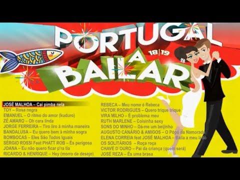 Vários artistas - Portugal a bailar 18/19 (Full album)