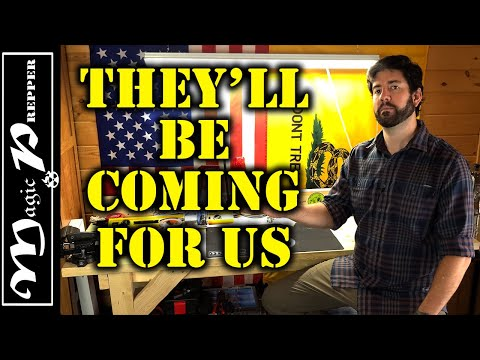 Prepare For Rural Population Containment | What's Their Plan For SHTF?