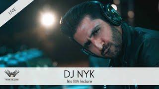 Dj NYK Live at IIM INDORE IRIS 2015