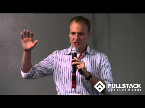 Valeri Karpov (MongoDB) talks about coding like you MEAN it