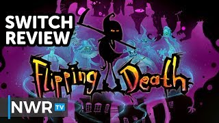 Flipping Death (Nintendo Switch) Review (Video Game Video Review)