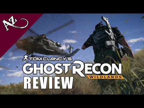 Tom Clancy's Ghost Recon: Wildlands Review (Game)