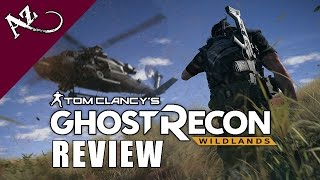 tom clancy s ghost recon wildlands review game