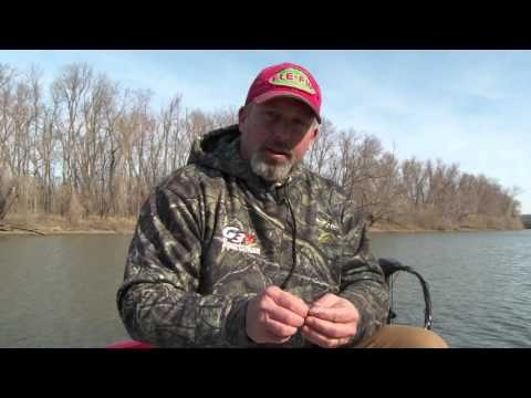 Finding Winter White Bass