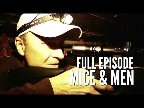 "Rat Shooting & Blind Man Hunt - ""Mice & Men"""