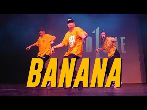 "Rugged, Boyd Janson ""BANANA""   Duc Anh Tran Choreography"
