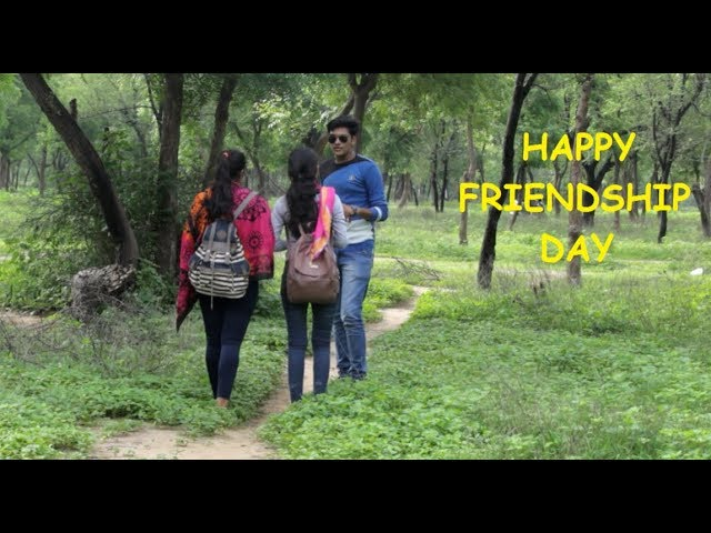 HAPPY FRIENDSHIP DAY - Gujju The Rocks (funny moment of friends)