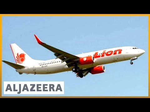 🇮🇩 Indonesia plane crashes into waters off Jakarta | Al Jazeera English
