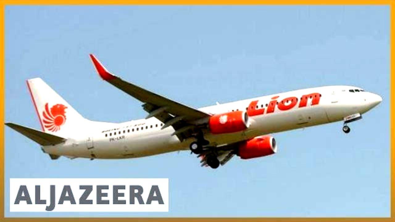 🇮🇩 Indonesia plane crashes into waters off Jakarta | Al Jazeera English
