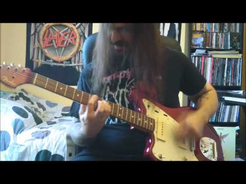 "Nirvana FULL ""In Utero"" played on guitar ! track after track ! full HD"