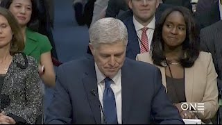 SCOTUS Nominee Neil Gorsuch Under Fire From Civil Rights Groups
