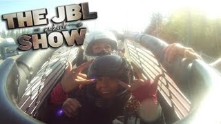 The JBL & Cole Show - It's Bobsled Time! - The JBL & Cole Show - Episode #27: May 31, 2013