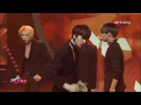 Simply K-Pop - VIXX _ Chained Up(사슬) - Ep.190 /  2015-11-20