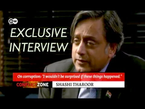 MP Shashi Tharoor DESTROYED Over The Human Rights Violations In Kashmir
