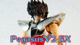 Seiya de Pegaso V2 EX - Revision Myth Cloth - Saint Seiya Pegasus Seiya
