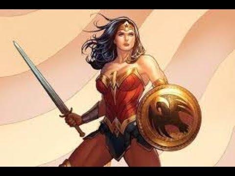 DC Legends Mobile Wonder Woman: Princess Of Themyscira Game Play