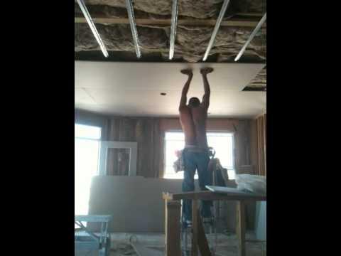 Plafones techo cocina