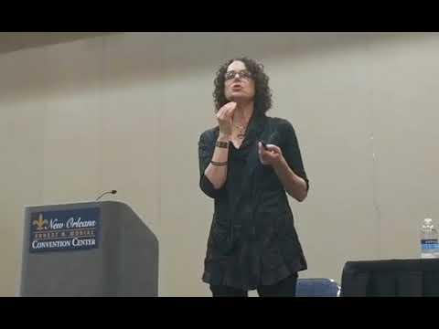 2017 LREDA Sophia Lyon Fahs Lecture: Robin DiAngelo