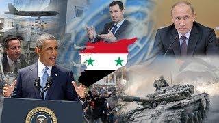 EE.UU. VS SIRIA AMENAZA DE GUERRA DIVIDE AL MUNDO EN DOS
