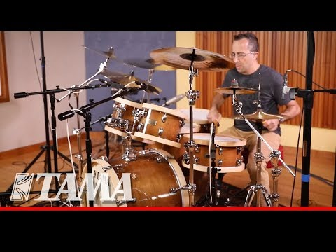 TAMA S.L.P. Drum Kits -Discovering New Elements of Sound.-