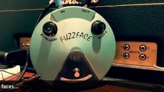 Dunlop Jimi Hendrix Fuzz Face JH-F1 Demo