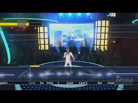 Karaoke Revolution Presents American Idol Encore