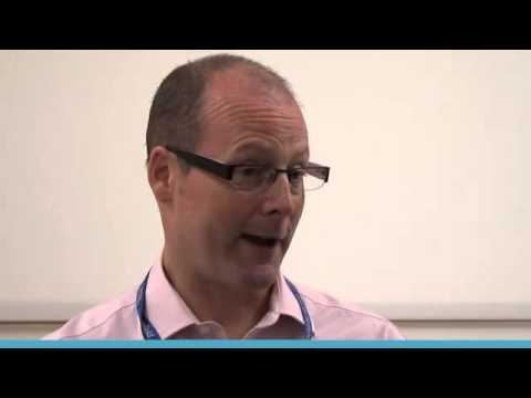 Executive MSc Logistics and Supply Chain Management: Richard Miller student video