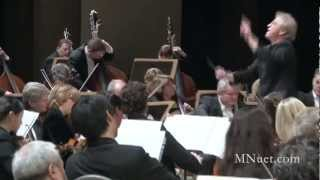 Musicians of the Minnesota Orchestra Perform Grammy-Nominated Sibelius Symphonies