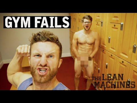 Gym Fails - What not to do in gyms