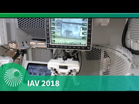 IAV 2018: Lockheed Martin UK -  Turret Demonstrator