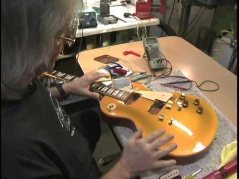 Seymour Duncan - Installing a Les Paul Pickup