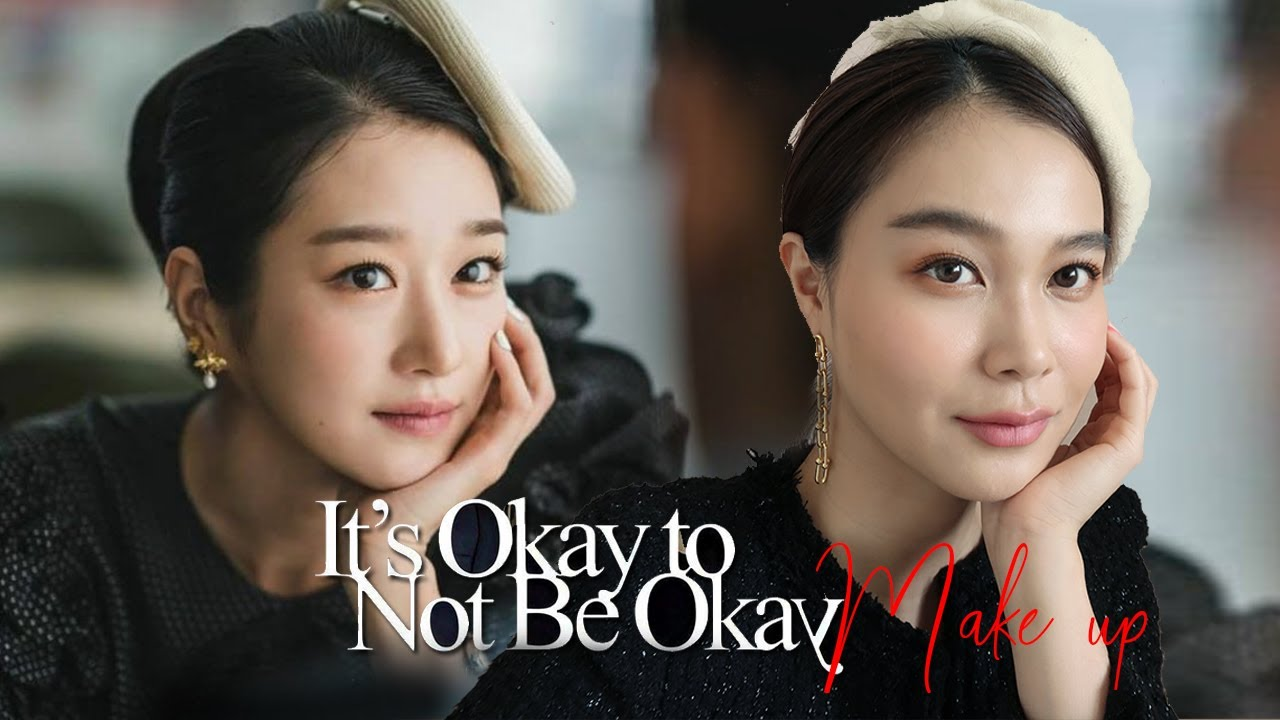 It's Okay to Not be Okay: Go Mun Yeong Makeup (Seo Ye Jin) | pairyinwonderland