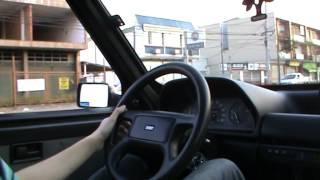 Test Drive Fiat Uno Mille EP 1.0i.e 1995