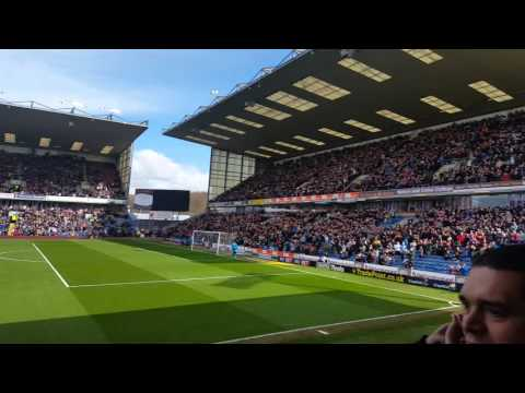 Burnley vs Leeds arfield goal