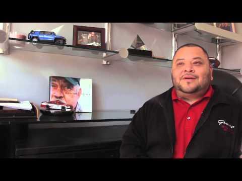 Toyota Meet the Staff: Carlos