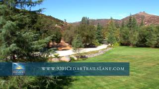 9201 Cedar Trails Lane West Valley Center North Escondido CA 92082