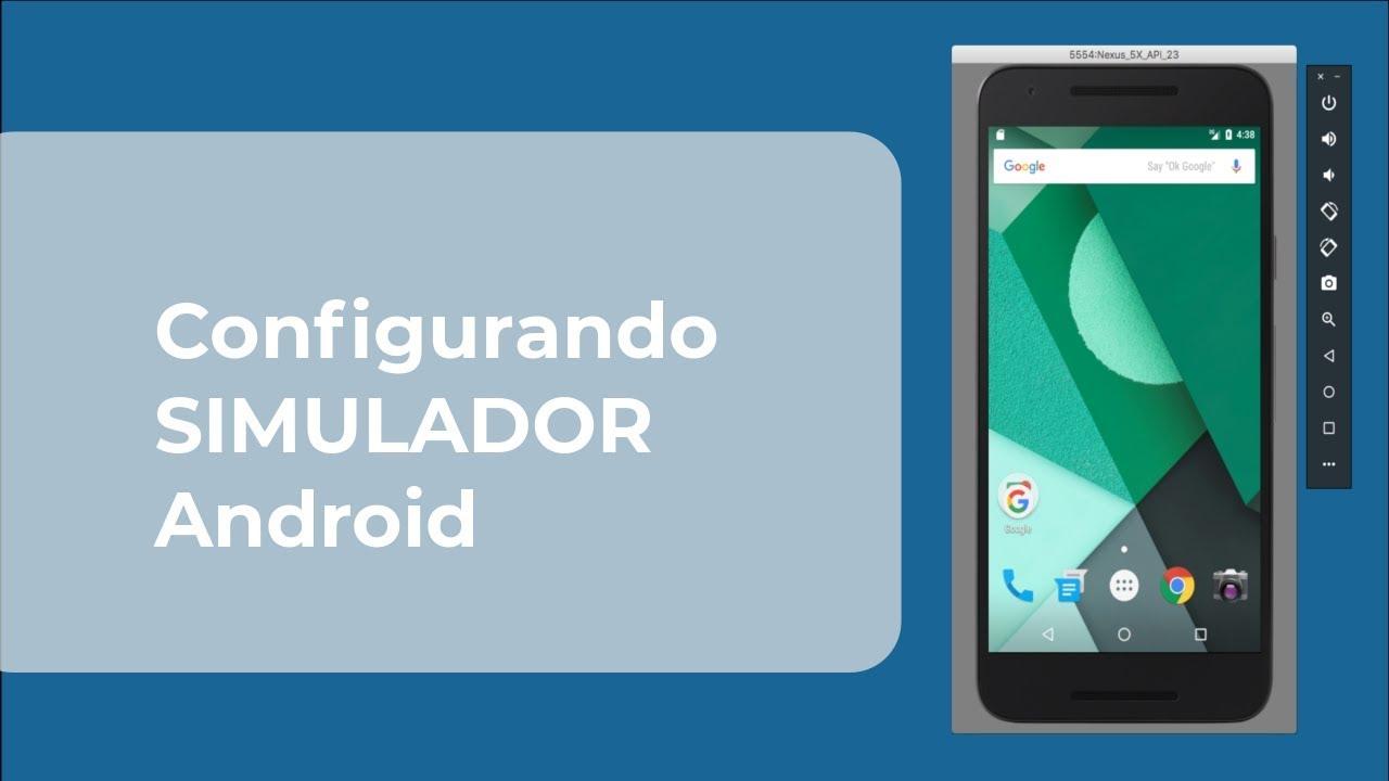 ANDROID BASICO   3 - Como Criar e executar apps no simulador Android ... fdd6a03b64a9e