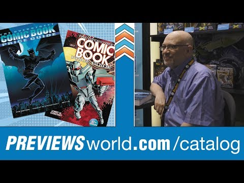 J.C. Vaughn Talks Overstreet Comic Book Price Guide #47