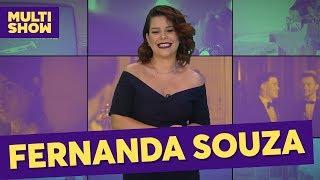 Fernanda Souza | TVZ Ao Vivo | Música Multishow