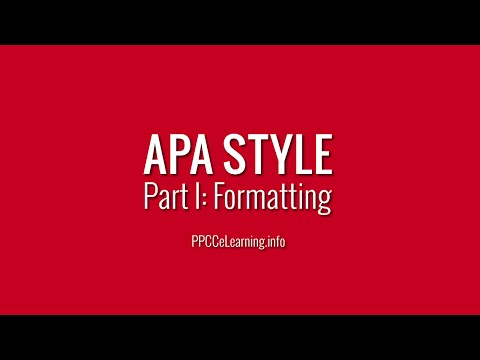apa-style-|-part-1:-formatting