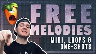 FREE SAMPLES AND MIDI FILES | You are NOT READY for these MELODIES!
