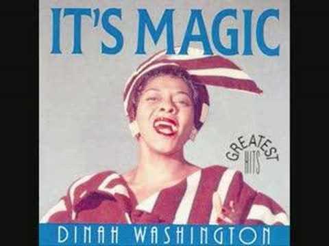 Dinah Washington - It's Magic